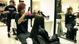 messlook hair u0026 spa nyc chinatown youtube