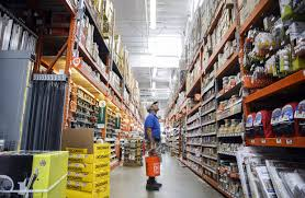 Home Improvement Stores by Home Depot Touts Use Of Stores For Online Fulfillment Wsj
