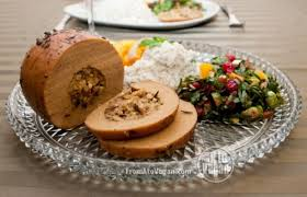 tofurky vegetarian roast for the holidays from a to vegan from