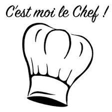 toque cuisine sticker cuisine toque du chef texte c est moi le chef cuis046