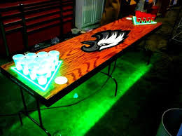 Attractive Beer Pong Tables Beauty Home Decor - Beer pong table designs