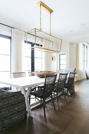 Linear Chandelier Dining Room Linear Chandelier Dining Room And Kitchen Table Lighting Above