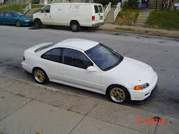 Honda Civic Type R Alloys For Sale 95 Honda Civic Dx Type R White For Sale Or Trade 95 Civic Car