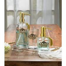 Baroque Bathroom Accessories Authentically Beautiful Arte Italica Baroque Gold Bath Accessories