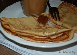 recette de cuisine de christophe michalak crêpes volantes de christophe michalak les délices de capu