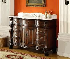 dresser style bathroom vanity antique style vanity white bathroom