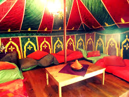 moroccan tent moroccan tent cing de la semois at the ardennes true cing