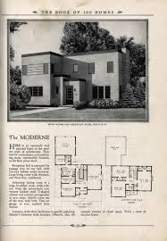 Architectural Plans For Houses Art Deco House Plans Art Deco Resource Blue Prints From The