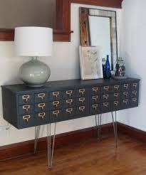 furniture catalog dishfunctional designs vintage library card catalogs transformed