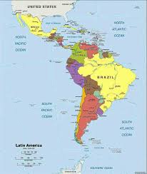 Central And South America Blank Map by Source Google Com Search Latin America Political Map What It Is
