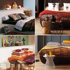 16 Bedroom Decorating Ideas with Exotic African Flavor Modern