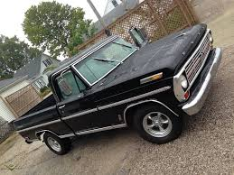 1969 ford f100 2002 ford lightning