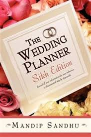 The Wedding Planner Book The Wedding Planner Sikh Edition Record All Your Information For