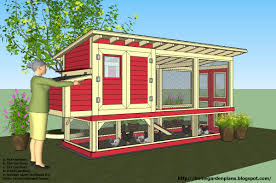 Free House Building Plans by Home Garden Plans M101 Chicken Coop Plans Construction