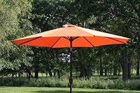 Patio Umbrellas That Tilt 9 Outdoor Patio Umbrella With Tilt And Crank
