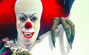 pennywise as a new it trailer is released we look at how stephen