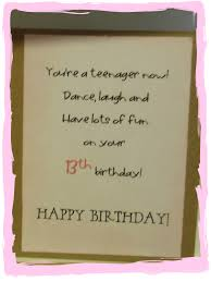 creating with the j u0027s a 13th birthday card