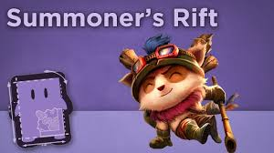 Summoners Rift Map An Analysis Of The Game Design Found In The Summoner U0027s Rift Map