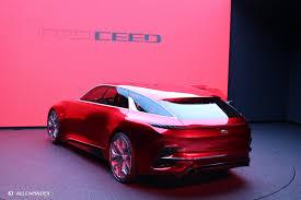 kia supercar kia proceed concept
