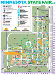 minnesota state fair map state fair starts one week from today plan your visit