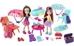 polly pocket adventure friends amazon uk toys u0026 games