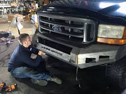 your own dodge truck use a move bumpers kit to build your own custom heavy duty bumper