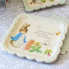 meri meri rabbit meri meri rabbit paper napkins partyware canada putti