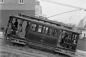 San Francisco Tram Map by Mapping Awesome Old Timey San Francisco Streetcar Photos Curbed Sf
