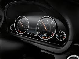 bmw speedometer bmw 6 series takes dictation shows gauges roadshow