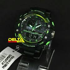Jam Tangan Casio New jam tangan casio g shock gwa 8600 hitam list merah delta shop indo