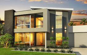 modern 2 story house plans modern 2 storey house plans ideas best image libraries