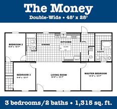 Solitaire Homes Floor Plans Double Wide Floor Plans Houses Flooring Picture Ideas Blogule