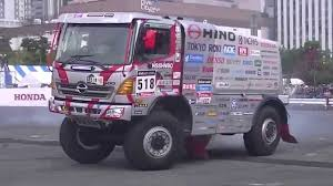 motor sport japan 2014 hino team sugawara スペシャルラン youtube