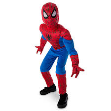 ultimate spider man costume kids