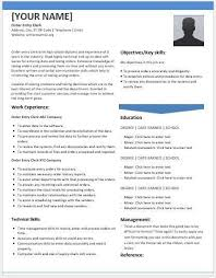 order entry clerk resume unforgettable data entry clerk resume
