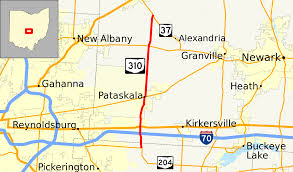 Map Of Columbus Ohio Area by Ohio State Route 310 Wikipedia