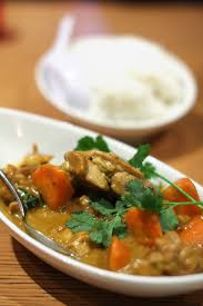 basic chicken curry recipe