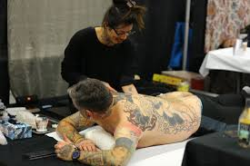 all the glorious tattoos we saw at cleveland arts tattoo