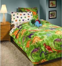 Dinosaur Bedroom Furniture by Twin Size Bedding For Little Boys Boys Dinosaur Comforter