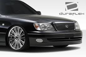 2000 lexus ls 1998 2000 lexus ls series ls400 duraflex design front bumper cover