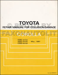 2003 toyota camry v6 service manual 1988 toyota corolla repair shop manual original