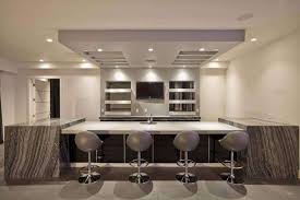 In Home Bars by Decorations Modern Black White Home Bar Design With Modern White