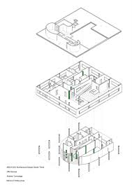 dimensions villa savoye section le corbusier pinterest