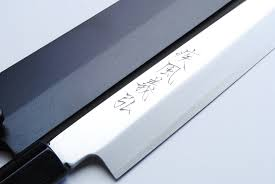 Professional Grade Kitchen Knives Yoshihiro Vg 10 Hongasumi Stainless Steel Yanagi Sushi Chef Knife