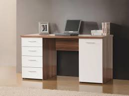Eckschreibtisch Nussbaum Schreibtisch U0026 9654 Online Bei Poco Kaufen