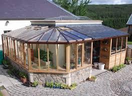 Smartness Inspiration Modern Greenhouse Plans 8 Green House