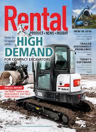 rental january february 2016 by forconstructionpros com issuu