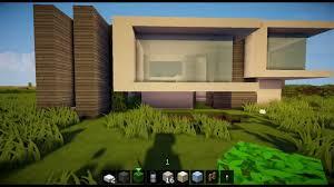 modern house minecraft architectures modern house concept modern house concept in