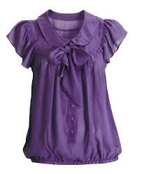 purple blouses blouses blouse designs clothes and