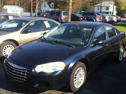 2004 chrysler sebring specs and photots rage garage